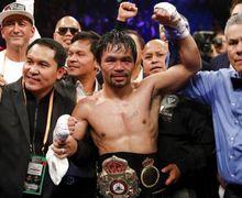 Rebut Gelar WBA Super Welterweight, Manny Pacquiao Disebut Gunakan Obat-obatan!