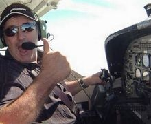 Fakta Baru Dave Ibbotson, Pilot Emiliano Sala yang Ternyata Pernah Gagal Mengendalikan Pesawat