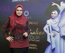 EKSKLUSIF NOVA: Akan Konser di Jakarta, Siti Nurhaliza Mengaku Pusing Urus Anak!