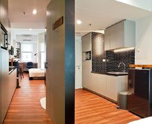 Tengok Inspirasi Desain Apartemen 22 Meter Persegi, Tetap Nyaman dan Lega!