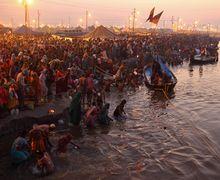 Kumbh Mela, Tradisi Berendam di Sungai Suci yang Dilakukan Umat Hindu