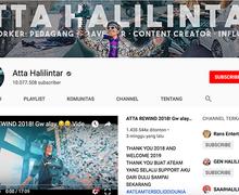 Udah Tahu Belum, Youtuber Indonesia Ini Capai 10 Juta Subscriber!