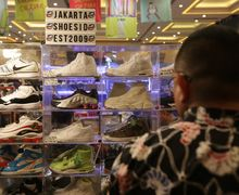 Wow, Sneaker Ini Cuma Ada 12 Pasang di Dunia! Salah satunya, Ada di Jakarta Sneaker Day