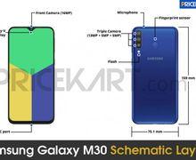 Wah, Ada Kabar Burung Hape Samsung Galaxy M30 Bawa 3 Kamera Belakang