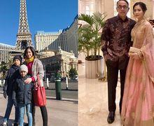 Bunga Zainal Dulu Kerap Tutupi Wajah Suami Pakai Stiker, Intip 5 Potret Kemesraannya dengan Sukhdev Singh yang Kini Berani Diumbar