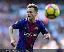 Nasib Apes Ivan Rakitic, Rumahnya Didatangi Gerombolan Fan Barcelona Gara-gara Sebuah Foto