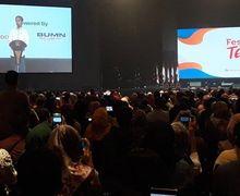 Jokowi Terkejut saat Tahu Omzet dari Bisnis Pisang Nugget Kaesang Kalahkan Omzet Pabrik Meubelnya