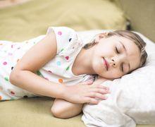 Si Kecil Susah Tidur? Berikan Nutrisi Ini Agar Anak Tidur Lelap