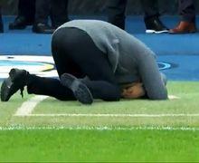 Video - Detik-detik Pep Guardiola 'Dikerjai' Gol Raheem Sterling dan VAR