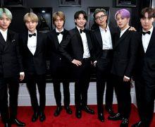 Ini Jawaban BTS Soal Album Barunya Saat Interview di Red Carpet Grammy