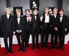 Love Yourself: Tear Kalah di Grammy Awards, ARMY Tetap Bangga pada BTS