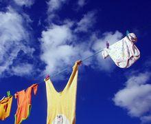 Hati-hati Memilih Pakaian Bayi, Hindari Pakaian Berkancing untuk Bayi 6 Bulan