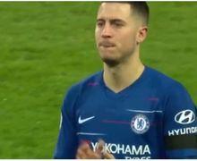 Video - Eden Hazard Hampir Menangis Setelah Chelsea Kalah Telak dari Manchester City