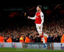 Kecewa dan Emosional, Ucapan Perpisahan Aaron Ramsey Setelah 11 Tahun Berkostum Arsenal