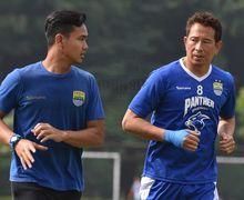 Kiper Persib Bandung Akui Satu Striker Ini Lah yang Paling Ditakutinya Selama Berkarier