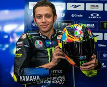 Ini Peluang Keikutsertaan Valentino Rossi pada MotoGP 2021 di Sirkuit Mandalika Lombok