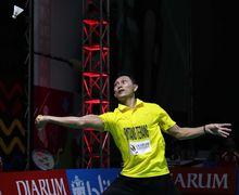 Hasil Thailand Open 2019 Babak Kualifikasi, Dua Wakil Gugur, Sony Dwi Kuncoro Lanjut!