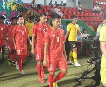 SEA Games 2019 - Bawa-bawa Liga Inggris, Pelatih Myanmar Mengeluh Soal Ini!