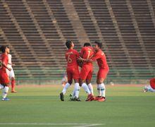 Timnas U-22 Indonesia Lolos Final  AFF U-22 2019, Simak Persaingan Thailand dan Kamboja yang Sedang Berlangsung dalam Link Live Ini