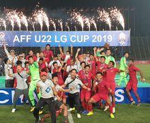 Luar Biasa! Timnas Indonesia Borong Penghargaan di Piala AFF U-22 2019