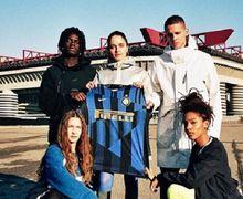 Jersey Aneh Inter Milan untuk Laga Derbi Della Madoninna dari Nike