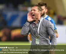 Viral Video Oknum Suporter Menyerang Miljan Radovic setelah Persib Kalah dari Persebaya