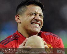 Alexis Sanchez Tak Sendirian, 4 Pemain Terkenal Ini Juga Bernasib Pilu Saat di Manchester United