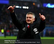 Video Parodi Sambut Ole Gunnar Solskjaer sebagai Pelatih Permanen Manchester United