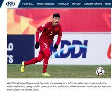 Pemain Vietnam Buka Suara Soal Cedera Evan Dimas di Final SEA Games 2019
