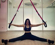 5 Olahraga yang Digeluti Salmafina Sunan, Bikin Makin Cantik Memesona