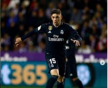 Terungkap, Gelandang Muda Real Madrid Jarang Ganti Celana Dalam