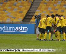 Tak Kalah dengan Indonesia, Dua Pemain Asal Eropa Kabarnya Tertarik Bela Timnas Malaysia