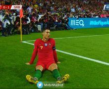 Cedera di Lapangan Tak Buat Semangat Cristiano Ronaldo untuk Berbisnis Jadi Kendor