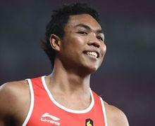 Lalu Muhammad Zohri Kembali Ukir Prestasi Dalam Kompetisi Level Asia