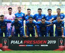 Jadwal Semifinal Piala Presiden 2019 Leg 2, Akankah Tren kemenangan Tuan Rumah Terus Berlanjut?