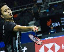 Singapore Open 2019 - Keraguan Chen Long Membawa Berkah bagi Anthony Sinisuka Ginting