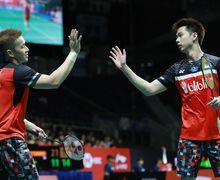 Link Live Streaming Badminton Asia Championships 2019 - Jonatan Christie, Marcus/Kevin Hingga Ahsan/Hendra Bertarung Hari Ini!