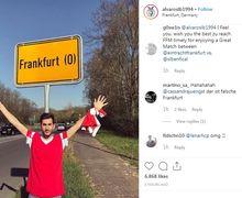 Nyasar hingga 600 KM, Cerita Unik Fan Fanatik Benfica Salah Kota Saat Berkunjung ke Jerman
