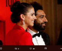 Mohamed Salah Tampil di Time 100 Gala bersama Deretan Bintang Hollywood!