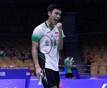 Jadwal Thailand Open 2019 - Shesar Tantang Lin Dan pada Babak Kedua!