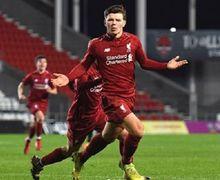 Video Gol Tendangan Roket Sepupu Steven Gerrard Antarkan Liverpool U-18 Juara Piala FA!