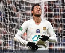 Dugaan Kasus Pemerkosaan, Neymar Diperiksa Kepolisan Brasil Selama 5 Jam