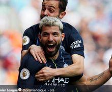 Lewat Tulisan, Sergio Aguero Beri Klarifikasi Soal Ballon d'Or dan Lionel Messi