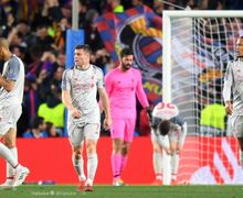 Duo Mantan Pemain Timnas Inggris Malah Gembira Saat Lionel Messi Dua Kali Robek Gawang Liverpool