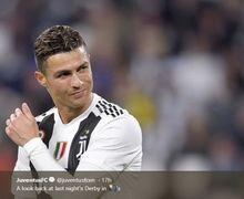 Di Mana Cristiano Ronaldo saat Messi Bersama Barcelona Tersingkir dari Liga Champions?