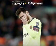 Lionel Messi Tanyakan Kesalahan Dirinya Saat Dicemooh Fans Barcelona