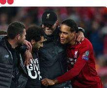 Legenda Liverpool Sebut Mohamed Salah Egois, Klopp Beri Pembelaan