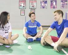 Kevin Sanjaya Buka-bukaan Pada Natasha Wilona Soal Penghasilan Dirinya Saat Jadi Atlet