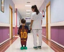 Jersey Daur Ulang Disulap Jadi Alat Medis Rumah Sakit di Spanyol
