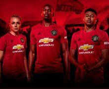 Desain Jersey Anyar Manchester United Bocor, Suporter Banyak yang Kritik